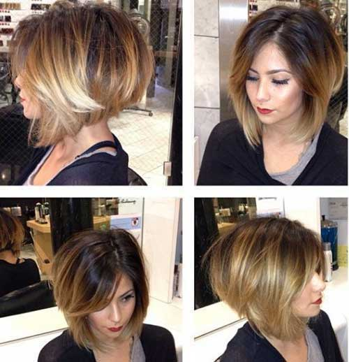 Graduated Bob Styles for Women