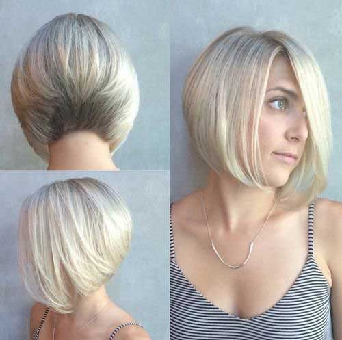 Stacked Bob Styles for Women