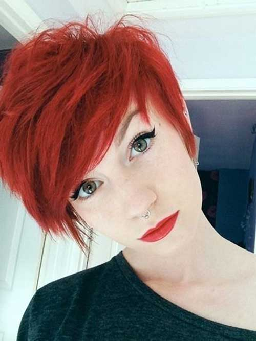 Cute Pixie Hair Cut Styles