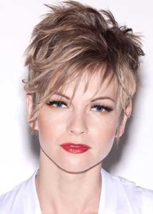 Girl Pixie Cuts