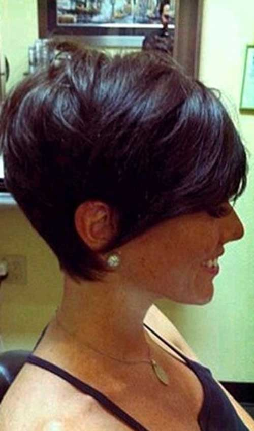 Long Pixie Hair Cut Styles