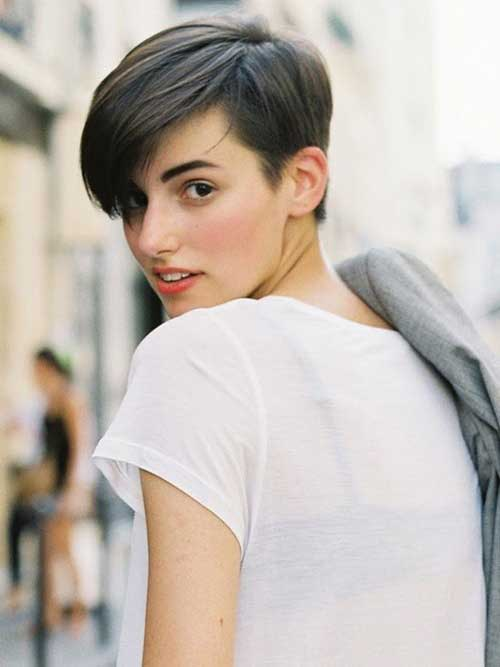 Pixie Hair Boy Cut Styles