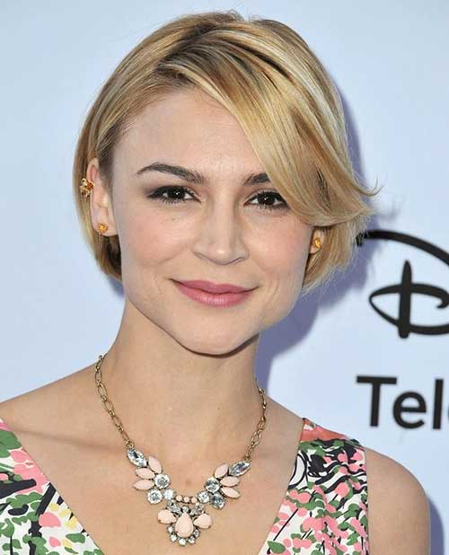 Short Hairstyles for Straight Hair-21