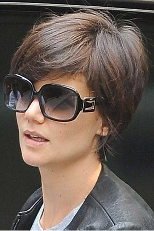 Short Hairstyles for Straight Hair-22