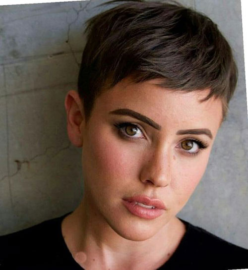 Adorable Very Short Pixie Styles