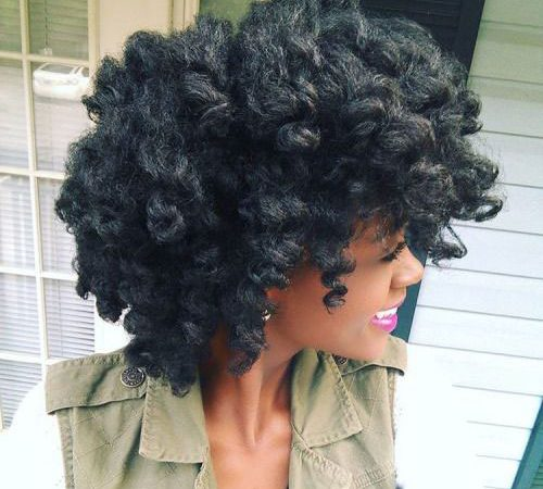 20 Short Natural Cuts for Black Women to Look Stylish