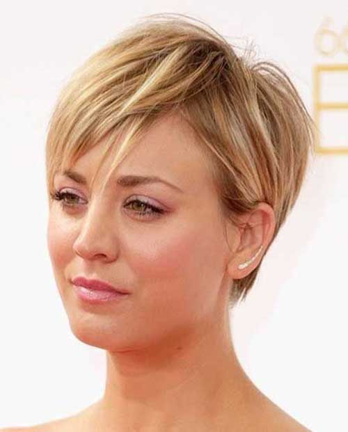Easy Short Fine Hairstyles for Women