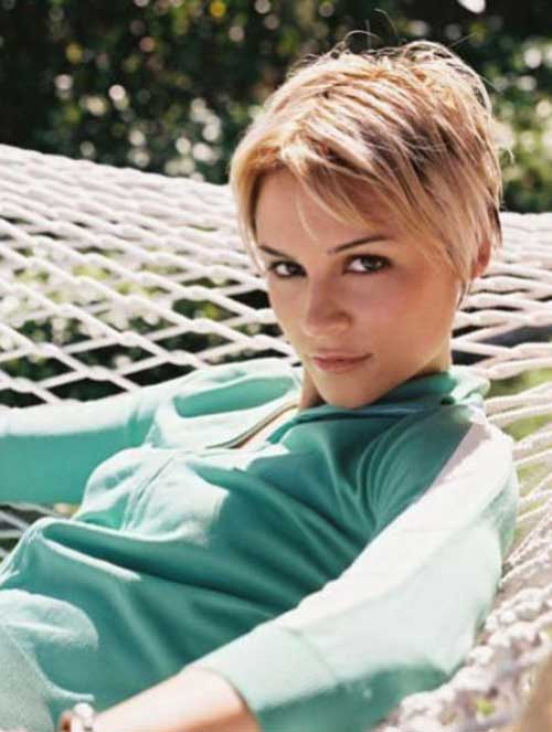 Popular Short Fine Hairstyles for Women