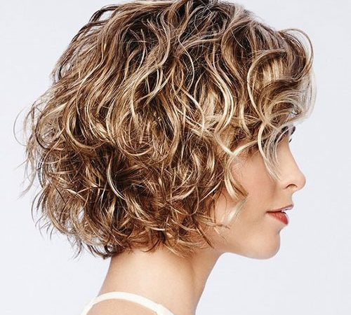 25 Short Curly Styles to Get Inspiration for Your Hair