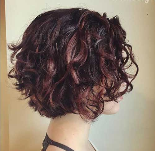 Short Cuts with Curls