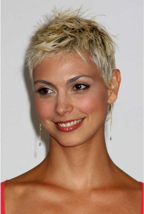 Short Fine Pixie Hairstyles for Women