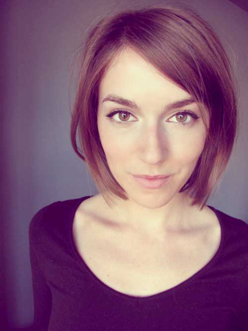 Short Fine Summer Hairstyles for Women