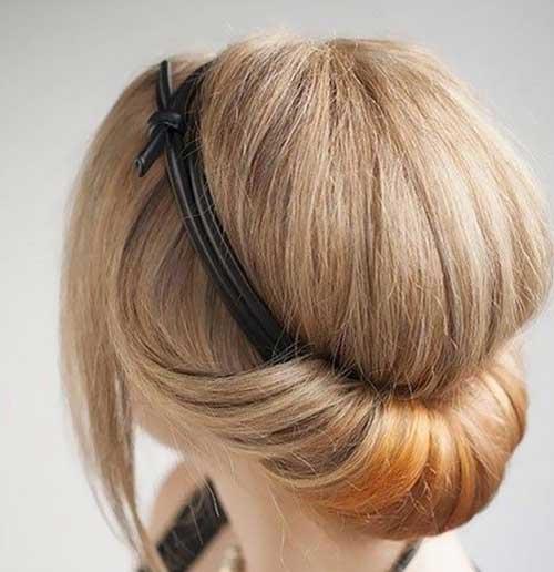 Short Hair Formal Ideas