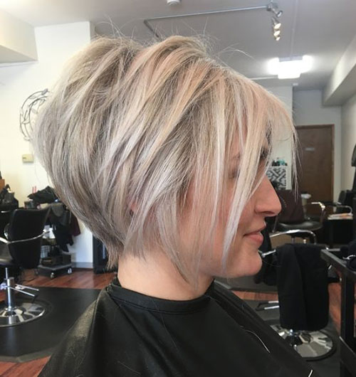 Short Layered Cuts for Women