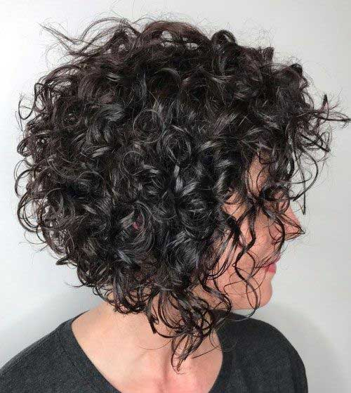 Short Naturally Curly Styles