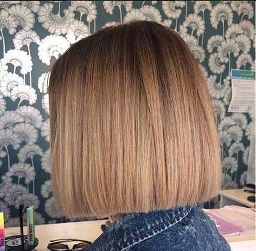 Short Bob Hairstyles for Straight Hair