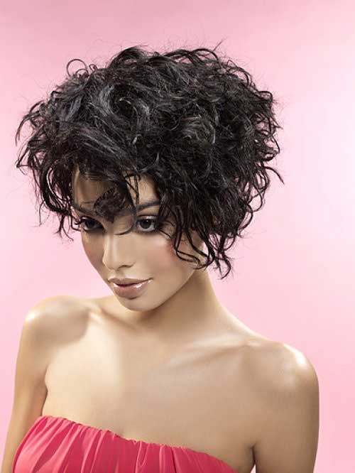 Natural Short Thick Hair Styles for Black Women