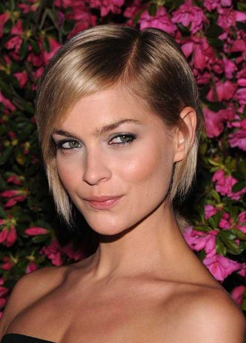 Short Thin Fine Hairstyles for Women