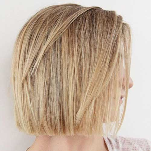 Straight Styles for Short Natural Hair