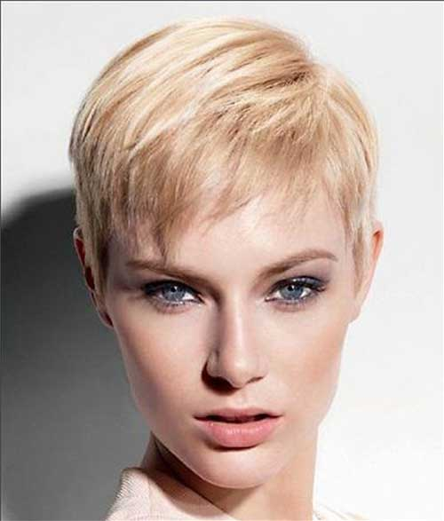 Stylish Short Fine Hairstyles for Women