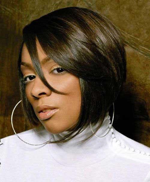 Trendy Natural Short Hair Styles for Black Women