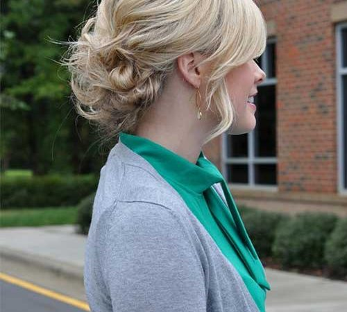 20 Formal Updo Ideas for Weddings, Proms or Night Outs