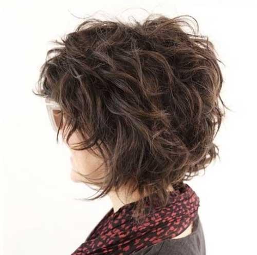 Bedhead Short Hair Cuts Over 50
