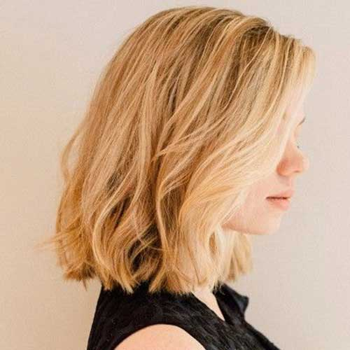 Layered Long Bob Hairstyle Ideas-