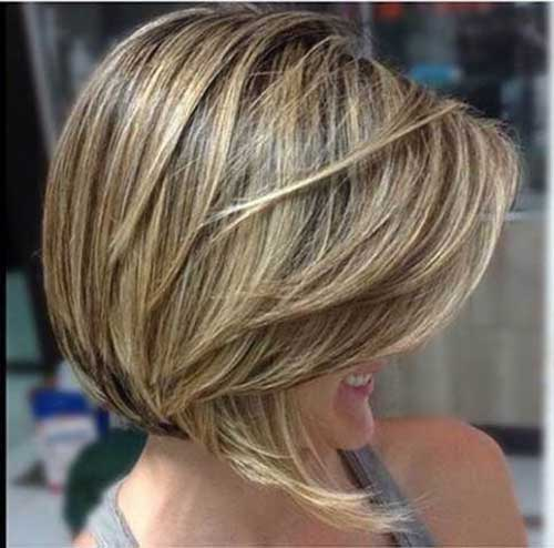 Blonde Long Bob Hairstyle Ideas