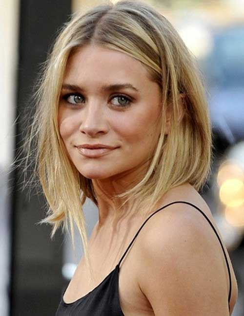 Celebrity Long Bob Hairstyle Ideas