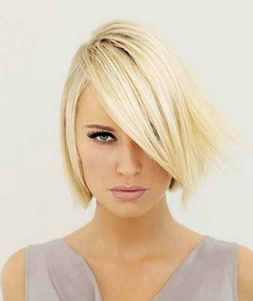 Cute Short Hairstyles for Fine Thin Hair