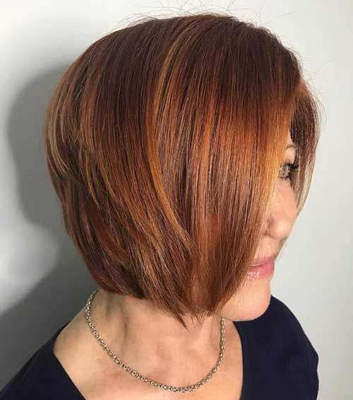 Short Hair Color Cuts Over 50