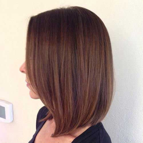 Cute Short Straight Hairstyles