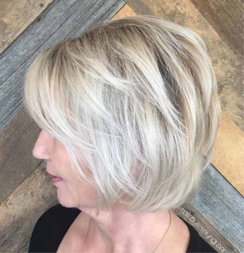 Hair Cuts Over 50