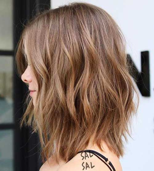 Hairstyles for Layered Cut Short Hair