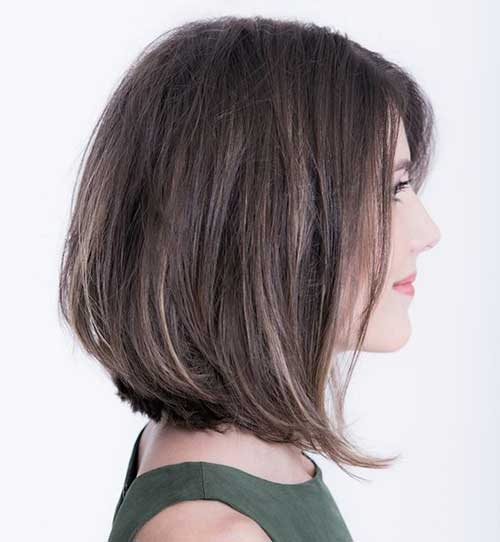 Inverted Long Bob Hairstyle Ideas