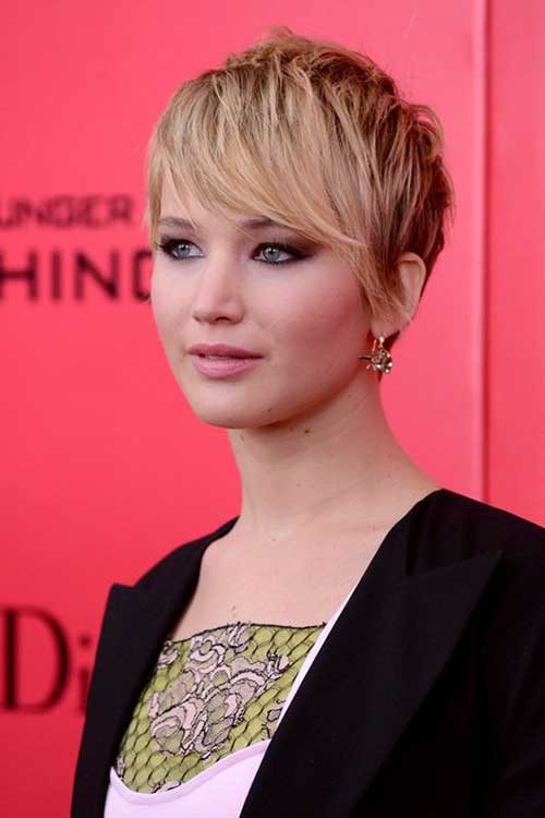 Celeb Long Pixie Hairstyles