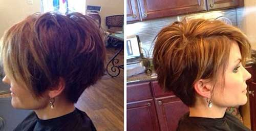 Long Pixie Bob Hairstyles