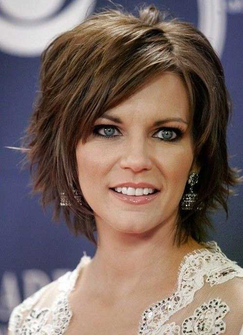 Trending Layered Short Cuts