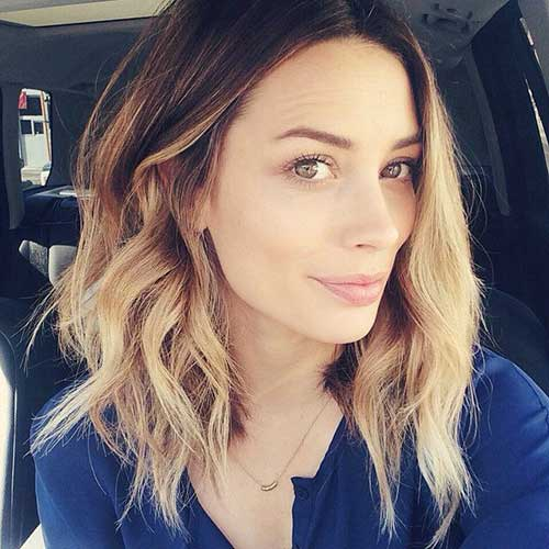 Long Bob Haircut Ideas