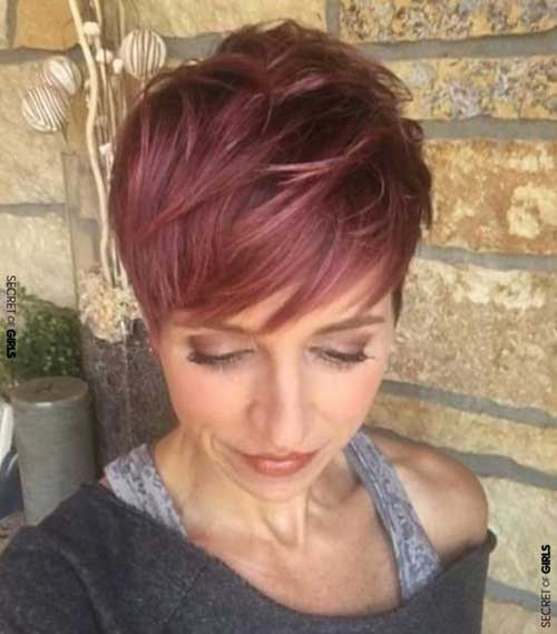 Long Pixie Hairstyles for Winter
