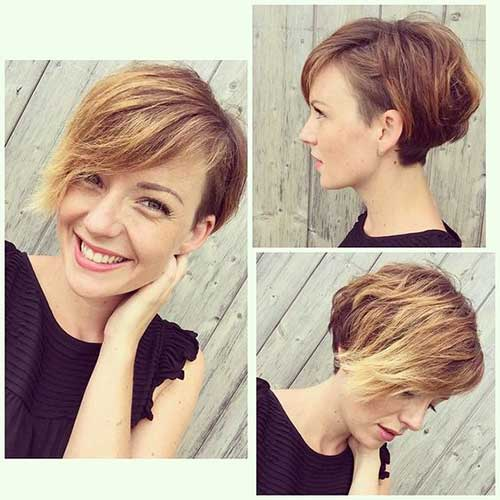 Long Pixie Styles