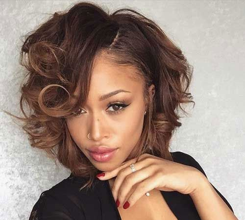 Stylish Short Haircuts for Black Women