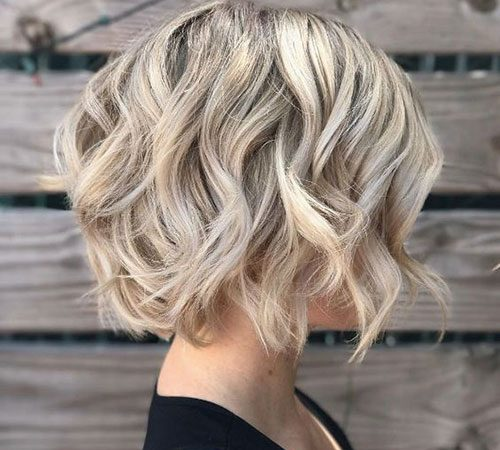 Best 20 of Short Wavy Curly Hairstyles