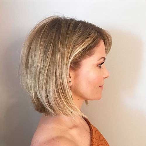 20 Best Short Hairstyles for Fine Thin Hair - Short Hairstyless
