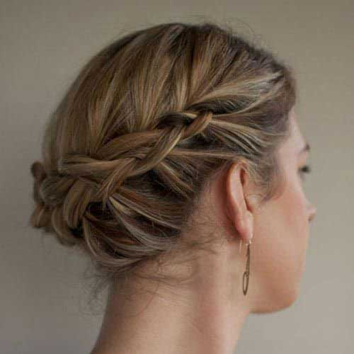 Wedding Guest Updo Styles