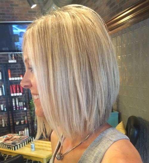 Stylish Short Fine Hairstyles