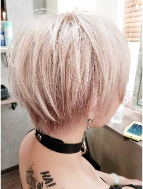 Back of Bob Hairstyles