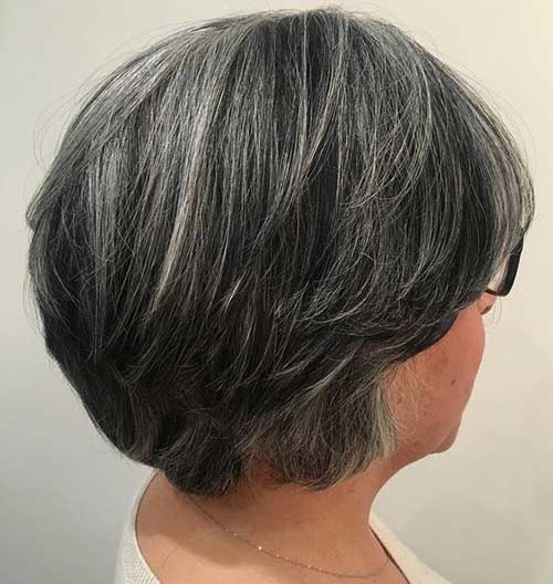 Short Hairstyles For Las Over 50