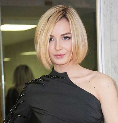 Chic Short Hairstyles for Straight Hair